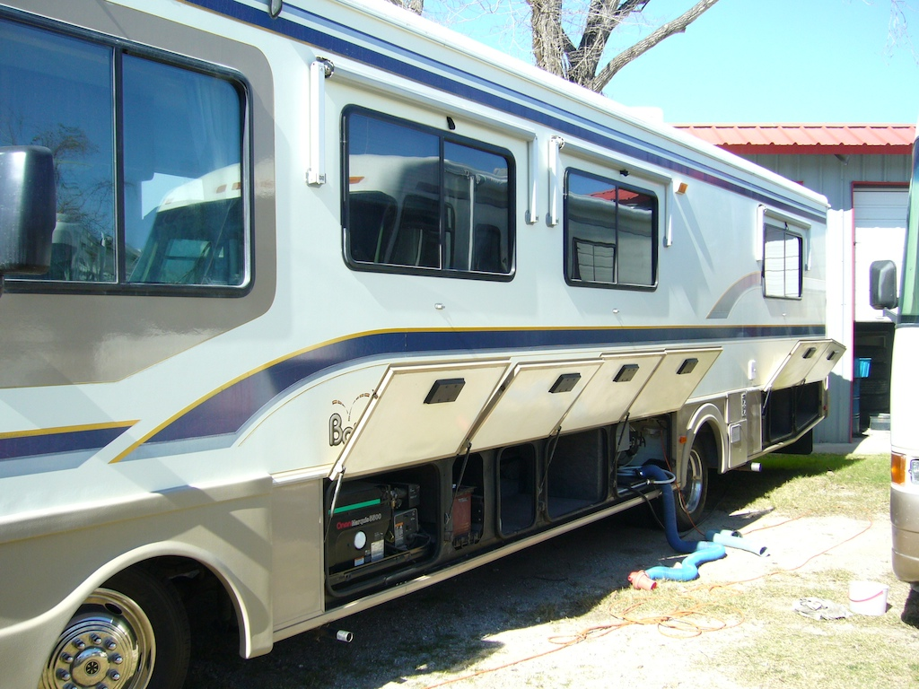 Tips For Keeping Your Motorhome Organized